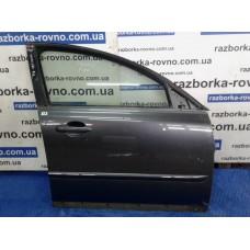 Дверь передняя правая Volvo Вольво V50 2004-2012 темно-серая
