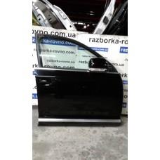 Дверь передняя правая Volkswagen Фольксваген Touareg / Porsche Порше Cayenne 2003-2009 черная