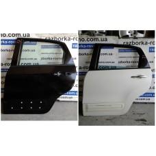 Дверь задняя левая Fiat 500L 2014-2019 Фиат