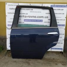 Дверь задняя левая Fiat Croma 2008г Фиат Крома