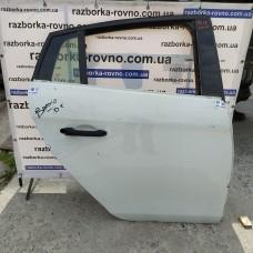 Дверь задняя левая Fiat Bravo 2008-2018 Фиат Браво