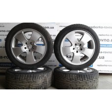 Диски, диск колесный Мерседес Mercedes R18 5x112 (титаны, комплект)