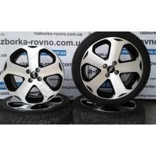 Диски, диск колесный Киа Kia Rio R15 4x100 (титаны, комплект)