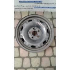 Диски Volkswagen Фольксваген / Skoda Шкода Fabia 6J 14H2 5x100 ET37