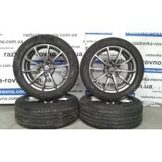 Диски, диск колесный Alfa Romeo R17 5x110 комплект титановых дисков