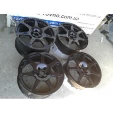 Диски, диск колесный Alfa RomeoR19 5x110 комплект титановых разношироких дисков Альфа Ромео