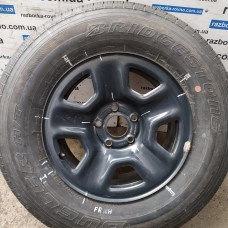 Диск Jeep Wrangler R17 5x127 диски колесные железные Джип Вранглер