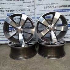 Диск Opel Corsa R16 6.5Jx16 4x100 iS40 диск титановый