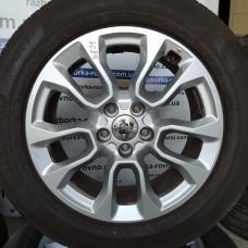 Диск Jeep Compass, Renegade, Cherokee R17 5x110 7.0Jx17H2 ET37.5 комплект титановых дисков