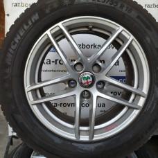 Диск Alfa Romeo R16 7Jx16H2 5x110 ET31 комплект титановых дисков