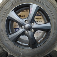 Диск Jeep Compass, Renegade, Cherokee R16 7Jx16H2 5x110 ET35 комплект титановых дисков