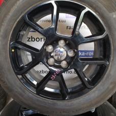 Диск Jeep Compass, Renegade, Cherokee R17 17x7J 5x110 ET40 комплект титановых дисков