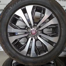 Диск Fiat 500X R18 18H2x6.5J 5x110 ET40 комплект титановых дисков