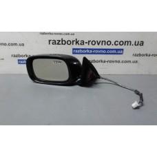 Зеркало левое Lexus Лексус GS 300 2005-2008 14 pin граффит