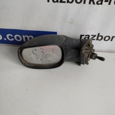 Зеркало левое Citroen C-3 2002-2009 механическое Ситроен