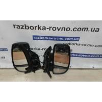 Зеркало левое, правое Renault Рено Master 2003-2010 черное