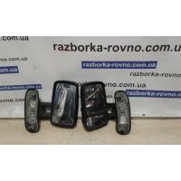 Зеркало левое, правое Renault Trafic 2000-2014 (Буда) черное