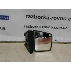 Зеркало правое Renault Рено Trafic 1980-2001 черное