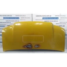 Капот Renault Рено Mascott 1999-2004 желтый (с дефектом)