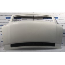 Капот Volkswagen Фольксваген LT  1996-2006 белый (2 крепления)