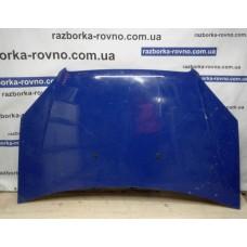 Капот Fiat Фиат Doblo 2006-2010 синий