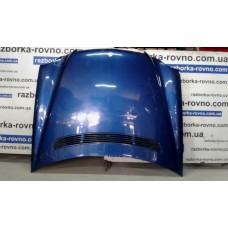 Капот Mercedes Мерседес W203 2000-07 синий