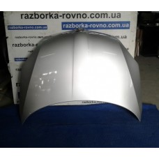 Капот Skoda Шкода Fabia 2007-10 серый