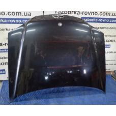 Капот Mercedes Мерседес ML 163 темно синий