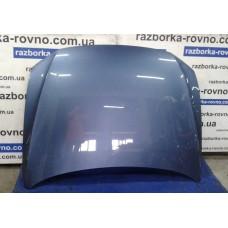 Капот  Volkswagen Фольксваген Passat B8 2014+ светло-синий