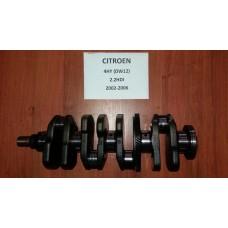 Коленвал Citroen Ситроен Jumper 2,2HDI 2002-2006 4HY (DW12)