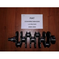 Коленвал Fiat Doblo 1,2i 8v/16v 2000-2005 223A5000 / 188A5000
