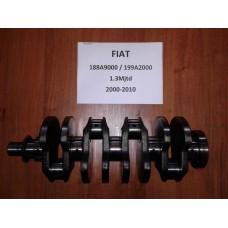 Коленвал Фиат Добло Fiat Doblo 1.3mjtd 2000-2010 188A9000 / 199A2000