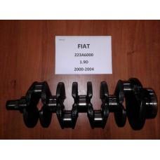 Коленвал Fiat Doblo 1,9D 2000-2004 223A6000  Фиат