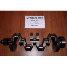 Коленвал Mercedes Мерседес MB208D / Sprinter 308D / Vito 108D / Vito 110D 2,3D/TD 1988-2003 OM601.940