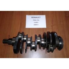 Коленвал Renault Рено Vel Satis Espace IV 3.0DCI 2000→ P9XA701