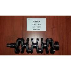 Коленвал Nisan Ниссан Primera 2.0D / 2.0TD Sunny 2.0D 1990-2000 CD20 / CD20T