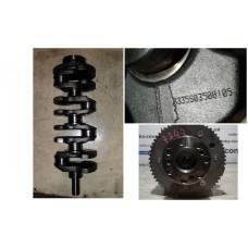 Коленвал Jeep Renegade 2.4i 3335S03500105 Джип Ренегаде