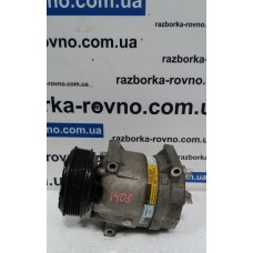 Компрессор кондиционера Renault  Рено Trafic / Opel Опель Movano 2.5 dci 2000-14 6 ручейков 8200200671