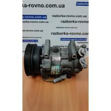 Компрессор кондиционера Renault Рено Kangoo 1.5D, 1.6D 2003-07 / Nissan Ниссан Micra 1.5 DCI 2003-09 8200220924