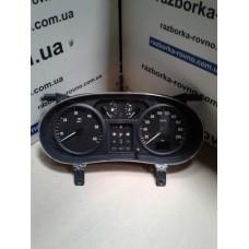Панель приборов Renault Рено Trafic / Opel Опель Vivaro / Nissan Ниссан Primastar 2001-06 P8200252450-A