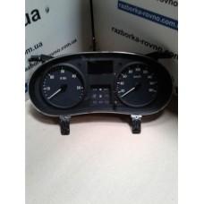 Панель приборов Renault Рено Master / Opel Опель Movano 2004-09 2.5CDTI P8200199513-B (англичанин)