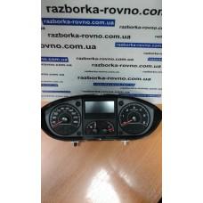 Панель приборов Fiat Фиат Ducato / Peugeot Пежо Boxer / Citroen Ситроен Jumper 2015-17 1387182080
