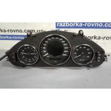 Панель приборов Mercedes Мерседес W219 CLS 2004-10A2195400111 (англичанин)