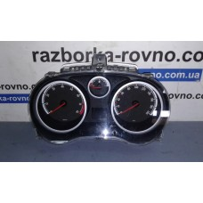 Панель приборов Opel Опель Corsa D 1.2 16V P0013252141