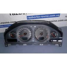 Панель приборов Volvo Вольво XC90 2003 8673268 8602759 69294-860T