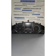 Панель приборов Volkswagen Фольксваген Touareg 5.0 V10 0263632003 7L6920880C