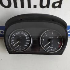 Панель приборов BMW 3 E90 E91 2005-2013 14369510 A2C53168451
