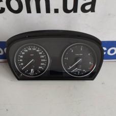 Панель приборов BMW X1 E84 9187369-01 спидомерт щиток БМВ