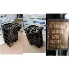 Блок цилиндров двигателя Fiat Ducato 2.3MJet 2006-2014 2.3MJet F1AE0481D Фиат Дукато