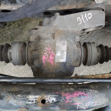 Редуктор заднего моста BMW E87 2.47 передаточное число 7542091-01 редуктор задний БМВ